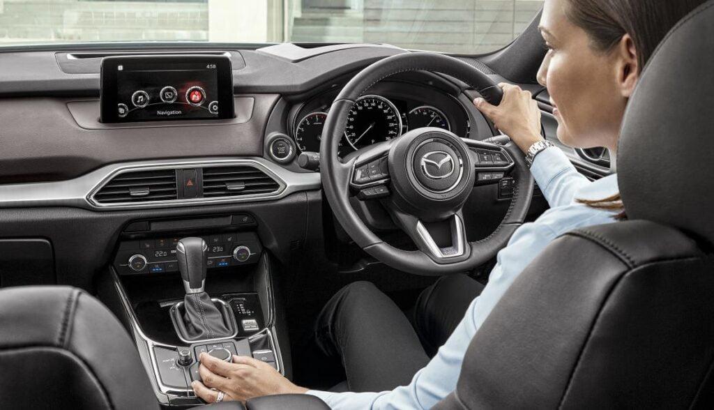 Mazda MZD Infotainment