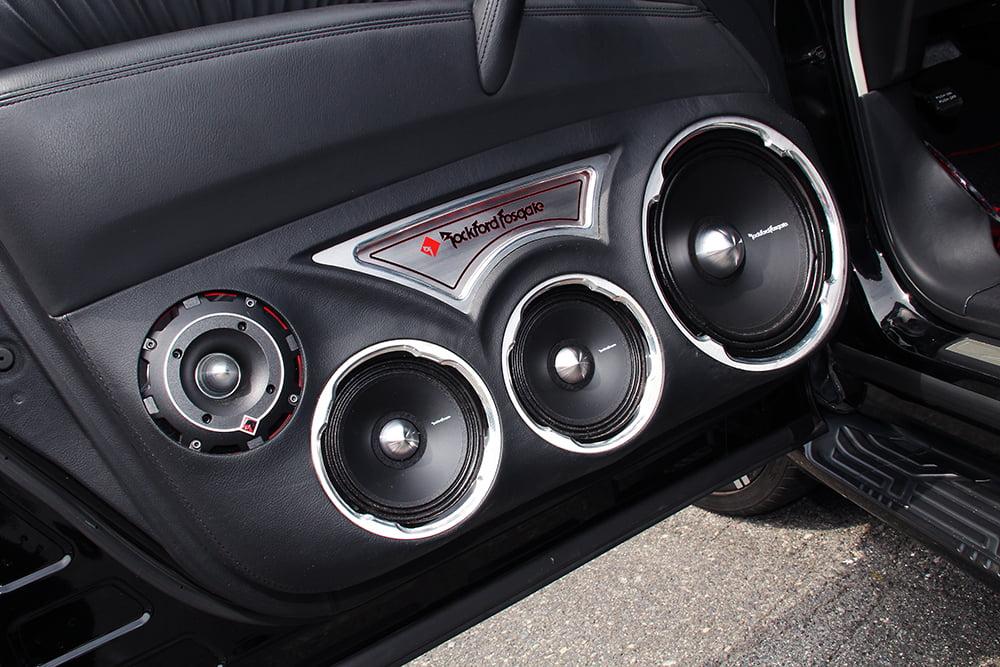Rockford Fosgate Speaker System