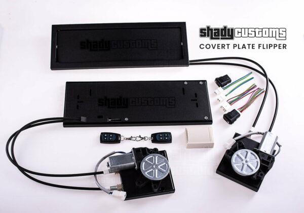 Shady Customs Plate Flipper