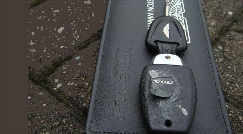 Aston Martin V8 Vantage Key Fob
