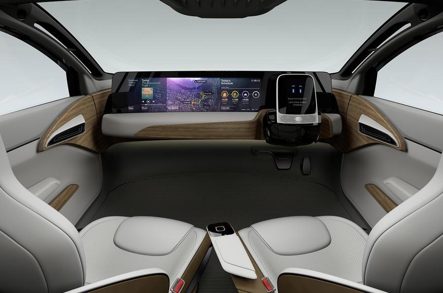 pilotless cars