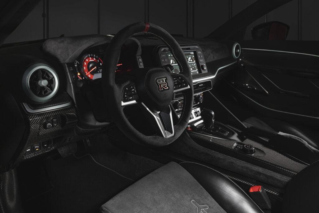 GT-R50 ItalDesign Interior