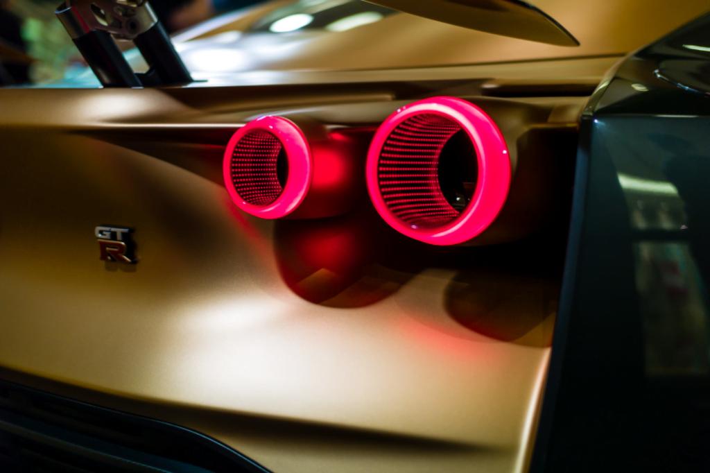 GT-R50 Taillight