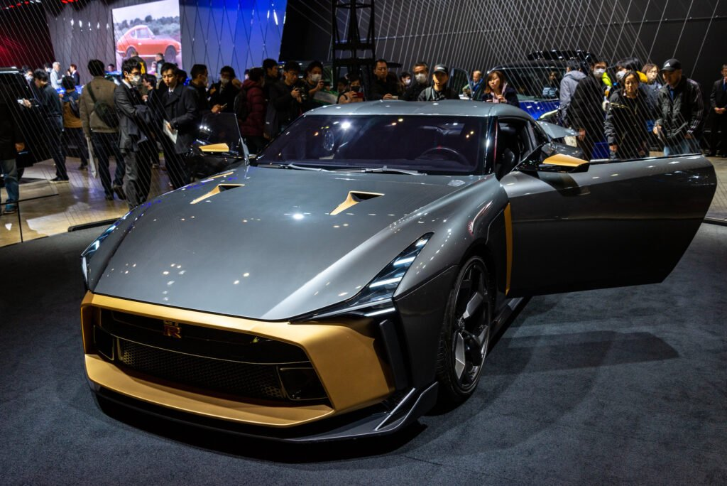 Premiere GT-R50