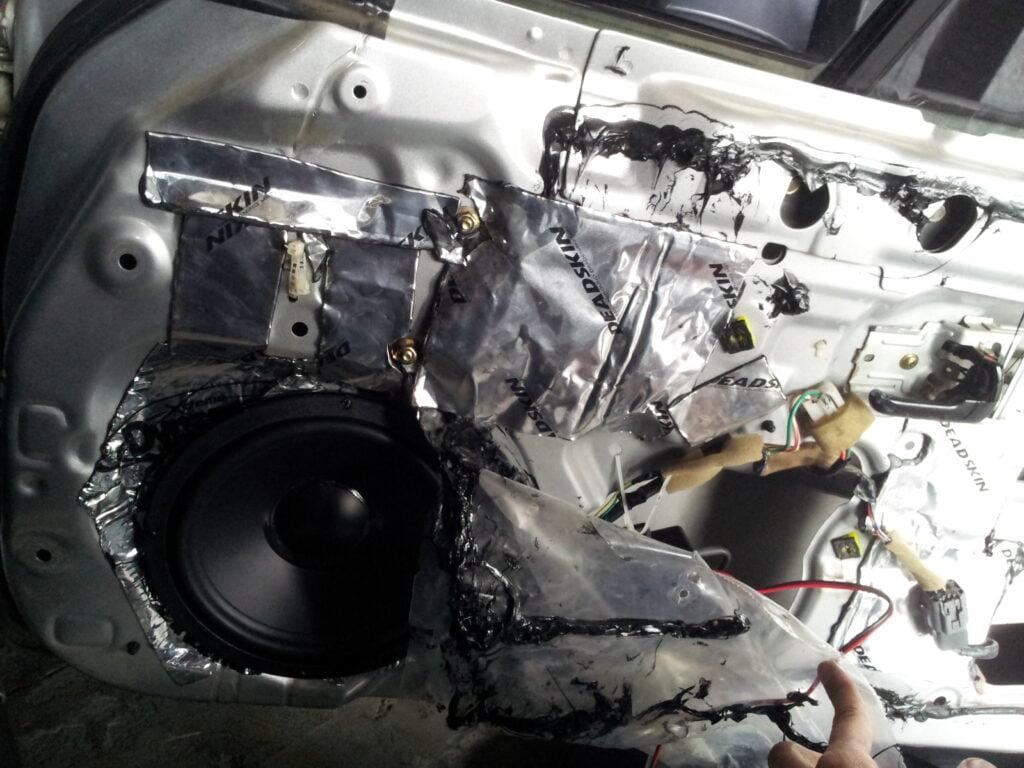 "Clearwater MX5 NB 8"" speakers"