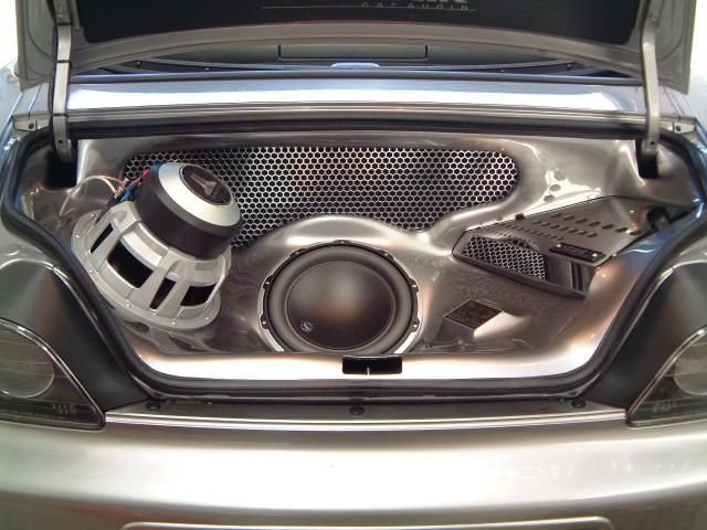 S2000 Subwoofer Boot