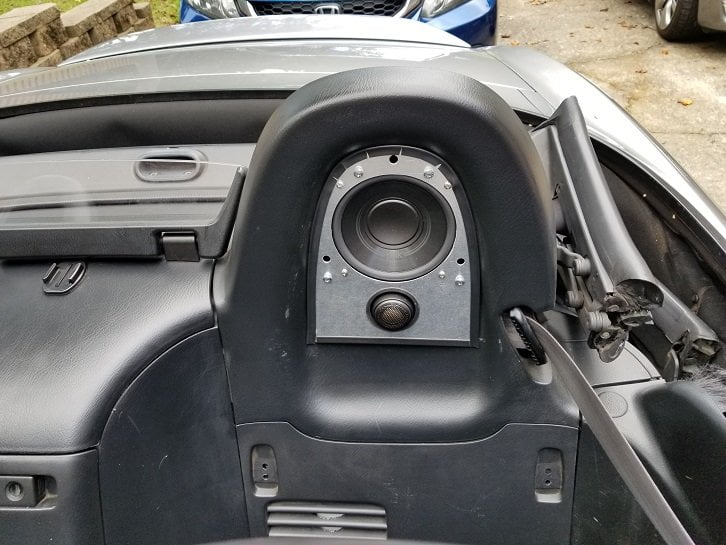 S2000 Rear Speakers